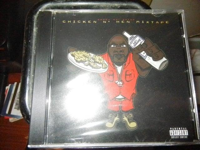 """Image of Borey """"Chicken N' Hen"""" Mixtape"""