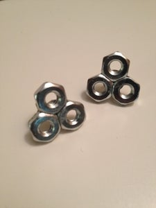 Image of Hex Studs