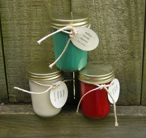 Image of 8oz. Jar