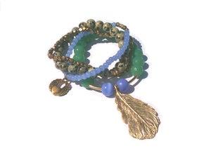Image of Bohemian Romance Bracelets
