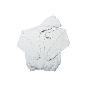 Image of MUUT Logo Hooded Sweatshirt