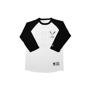 Image of MUUT Youth Death League Baseball Tee