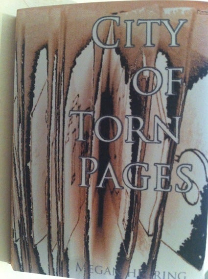 Image of City of Torn Pages