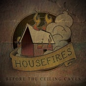 "Image of ""Before The Ceiling Caves"" CD"