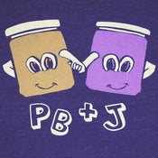Image of Peanut Butter & Jelly Tee