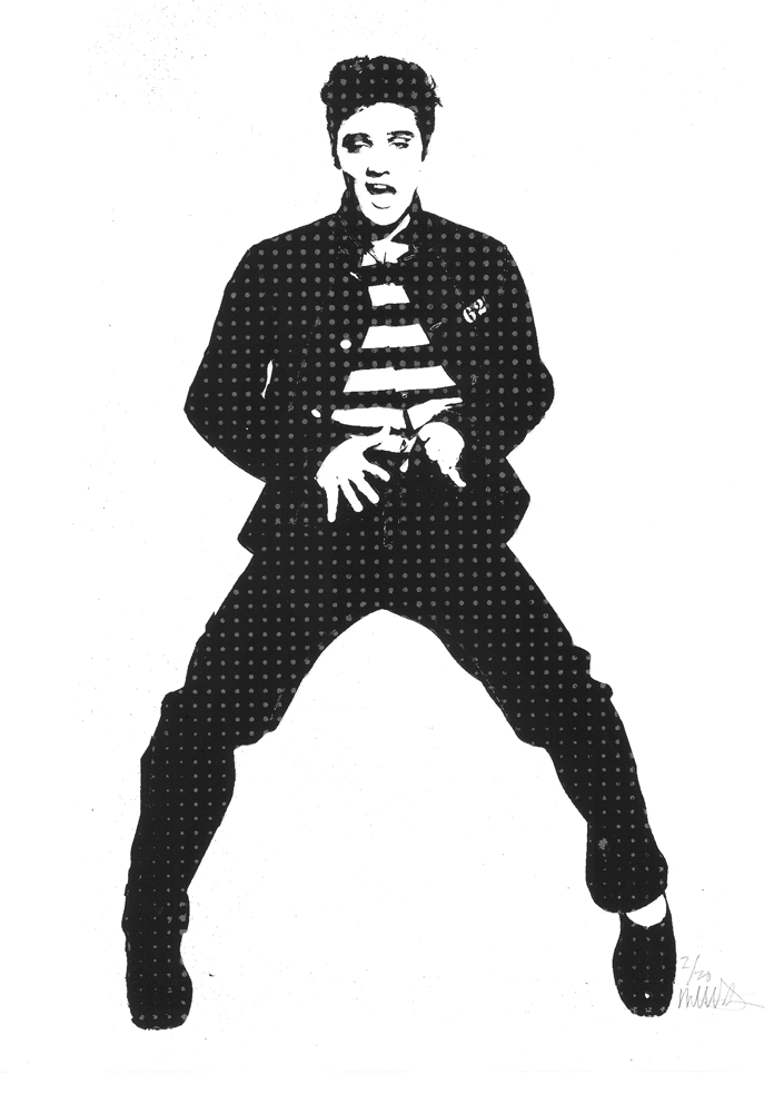 Image of Elvis Silver
