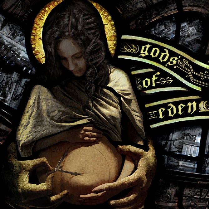 "Image of Gods of Eden ""Self-Titled"" Debut EP"