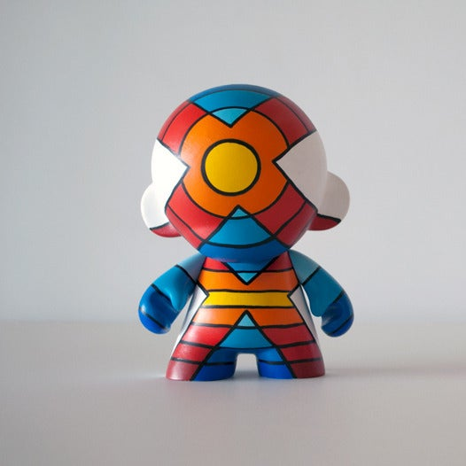 "Image of x superhero 7"" munny"
