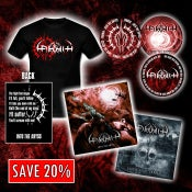 Image of Value Pack (2 CDs + T-shirt + pins)