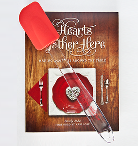 Image of Hearts Gather Here (Book/Spatula Combo)