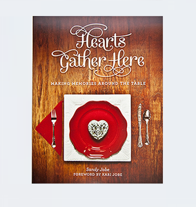 Image of Hearts Gather Here (Book only)