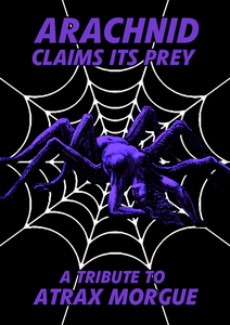 Image of Various Artists • Arachnid Claims Its Prey - A Tribute To Atrax Morgue • C52 + C51