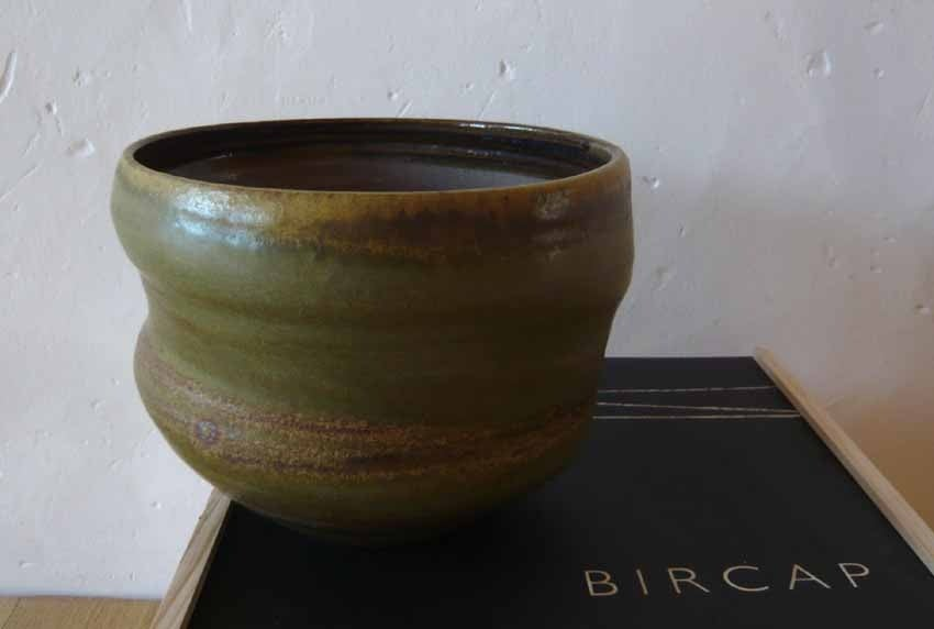 Image of ceramic bowl onze