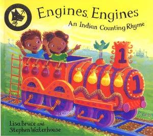 Image of 'Engines,Engines'