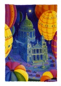 Image of A1 Signed London Print - 'St Pauls'