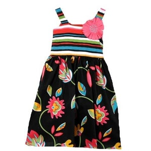 Image of MultiColored Dress