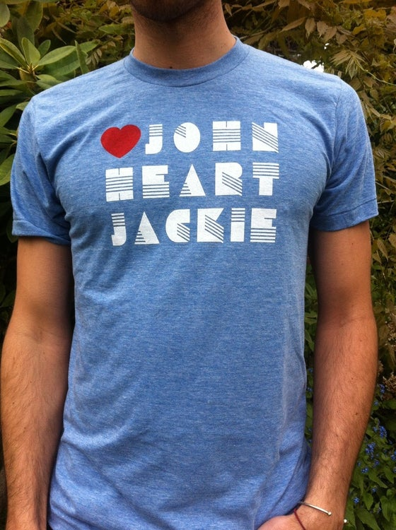 Image of 80's Heart T-Shirt | Crew Neck