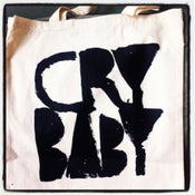 Image of CRYBABY TOTE BAG