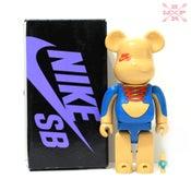 Image of Medicom Bearbrick Nike SB Set 400% & 50%