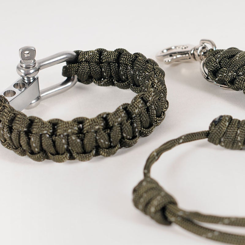 Image of Paracord Reflective Pack - Ltd Edition