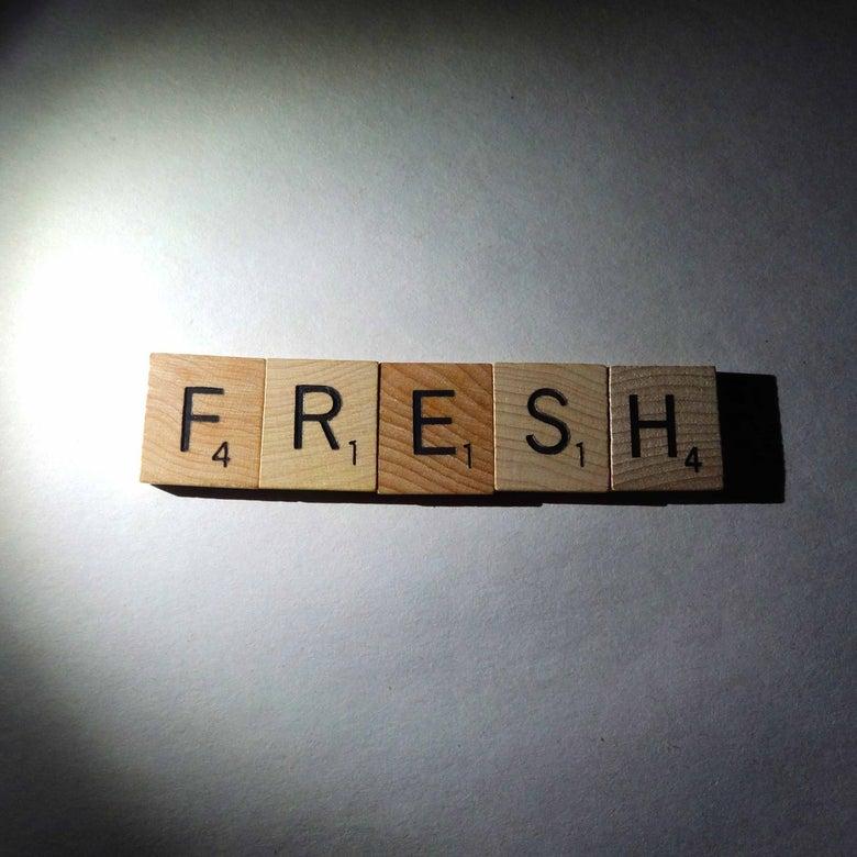 Image of FRESH!