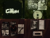 "Image of Patch * 3-Way Live Split * 3"" Split CDR with G.E.C.K. * Split Live Cassette with Dutchguts"