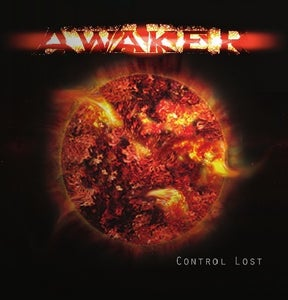 """Image of """"Control Lost"""" CD"""