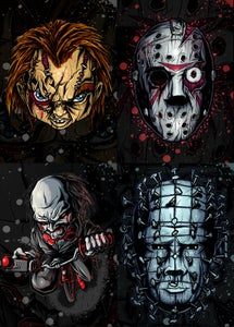 Image of Slasher Cards