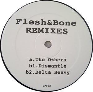 Image of DP062 :: Emalkay: Flesh and Bone Remixes