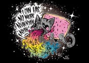 Image of NO MORE NYAN NYAN NYAN! (Print)