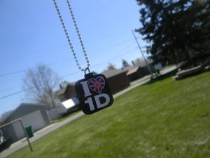 Image of I Heart 1D - British Flag - One Direction