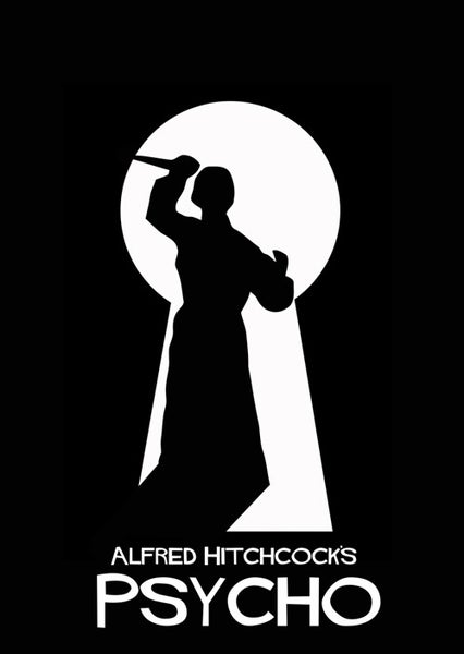 Image of Alfred Hitchcock's Psycho by Adam Armstrong
