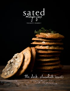 Image of sated magazine issue 1