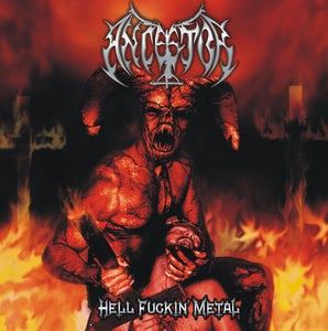 "Image of ANCESTOR ""Hell fucking metal"""