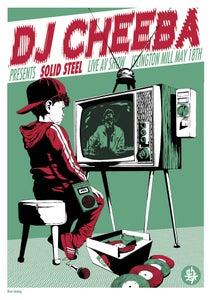Image of DJ Cheeba Presents Solid Steel