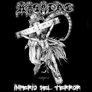 "Image of MASACRE ""Imperior del Terror"" LP -SOLD OUT-"