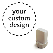 Image of Custom Design Stamp