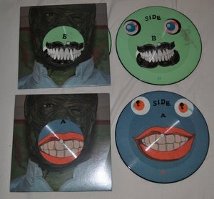 "Image of Mrs. Magician | Fools Paradise | 7"" Picture Disc 