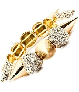 Image of Fancy Spike Bracelet