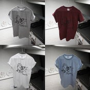 """Image of Atoms. """"Singing Bird"""" shirt"""