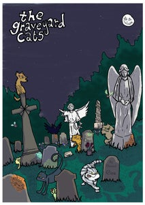 Image of The Graveyard Cats Book 1