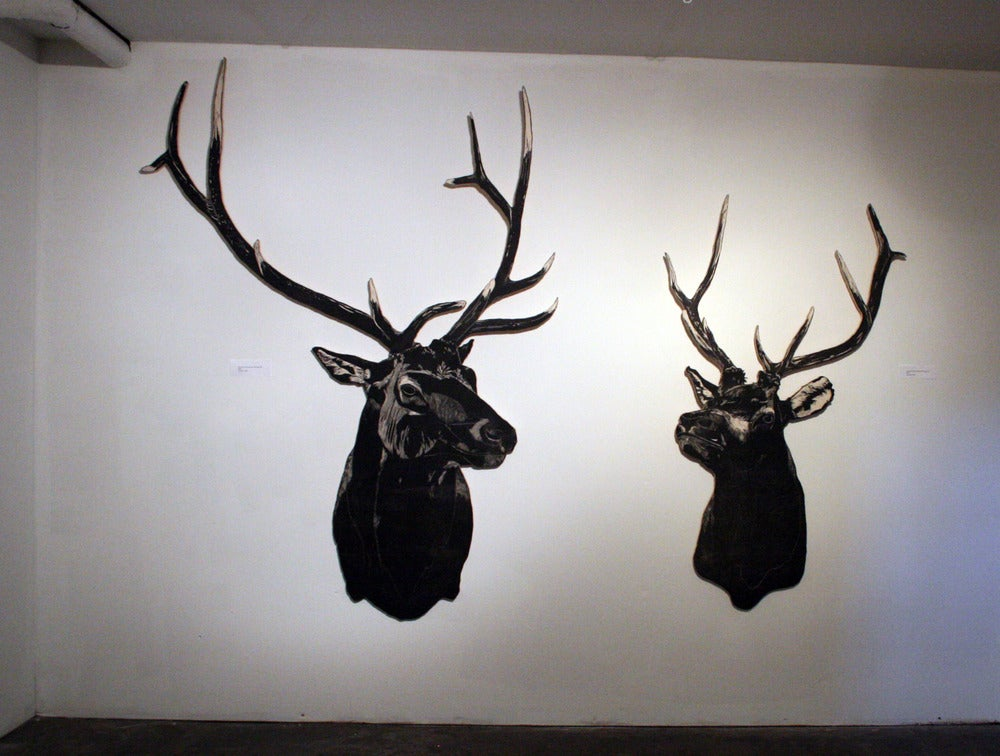 Image of Mike's 5-Point Elk