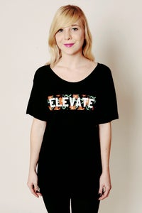 Image of ELEVATE FLORAL TEE