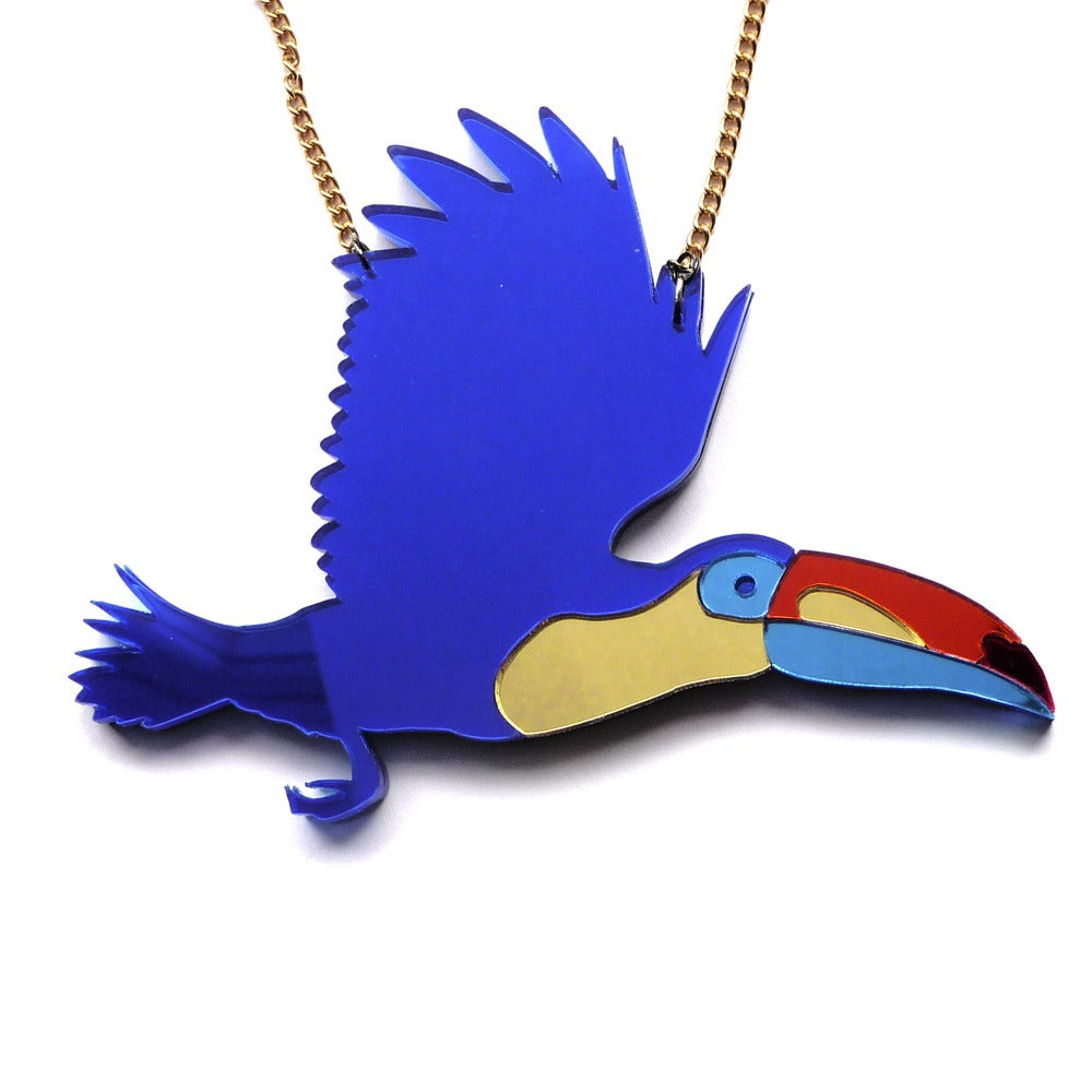 Image of Toucan Necklace