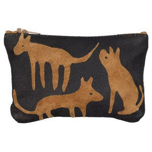 Image of Suede Dogs Purses