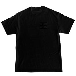 Image of SAS Logo Tee (BLACK) ( SOLD OUT )