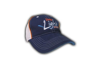 Image of Stoney's Light Navy&White Mesh Hat