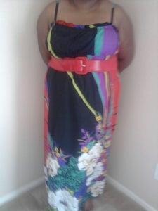 Image of Torrid Maxi Dress 0x