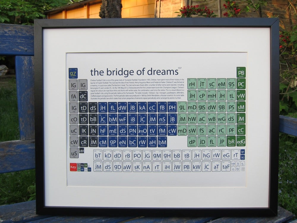 Image of Chelsea - Bridge of Dreams