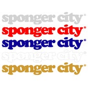 Image of Spongercity - Stickers